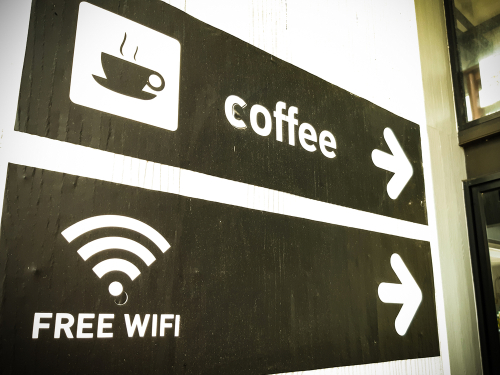 FREE wi-fiの危険性