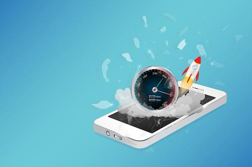 LIBMOの通信速度